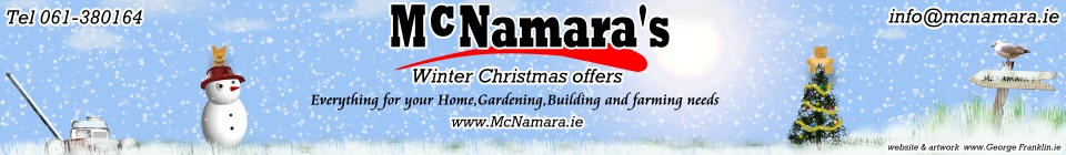 macnmara's Winter  offers